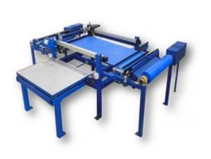CA Flat Panel Fabric Laminator b