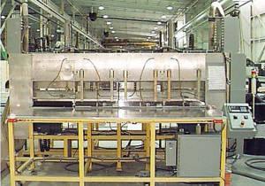 CA Foam Cutting Machine