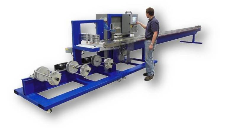 Accudyne Systems ships Automated Radius Filler for B787