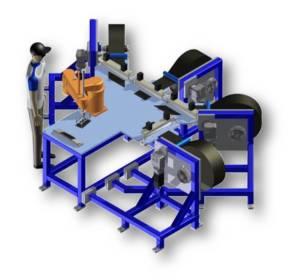 CA Small Parts Laminator I