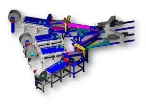 CA Variable Angle 2-Ply Laminator