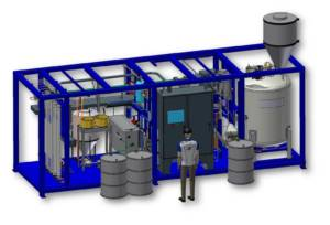 HPFP Biofuel Reactor a