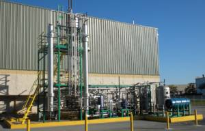 HPFP DME System for Fiber Recycling b