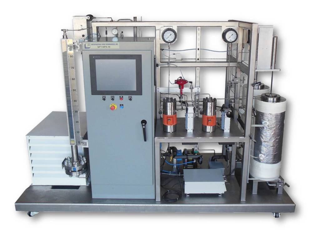 Supercritical Co2 Equipment Accudyne Systems Inc