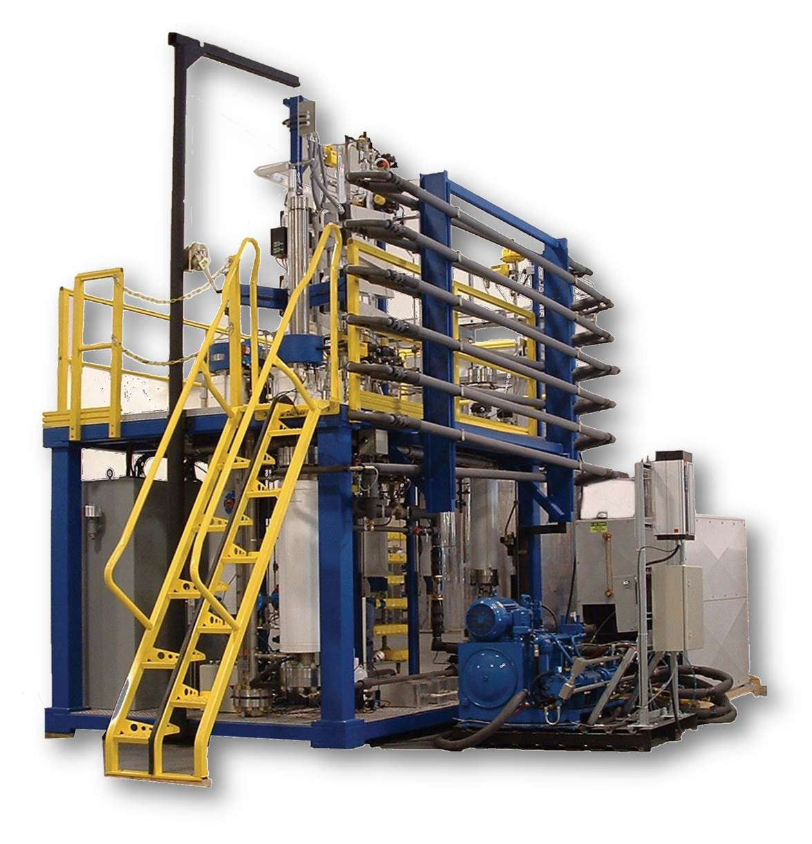 Production Scale Equipment Accudyne Systems Inc