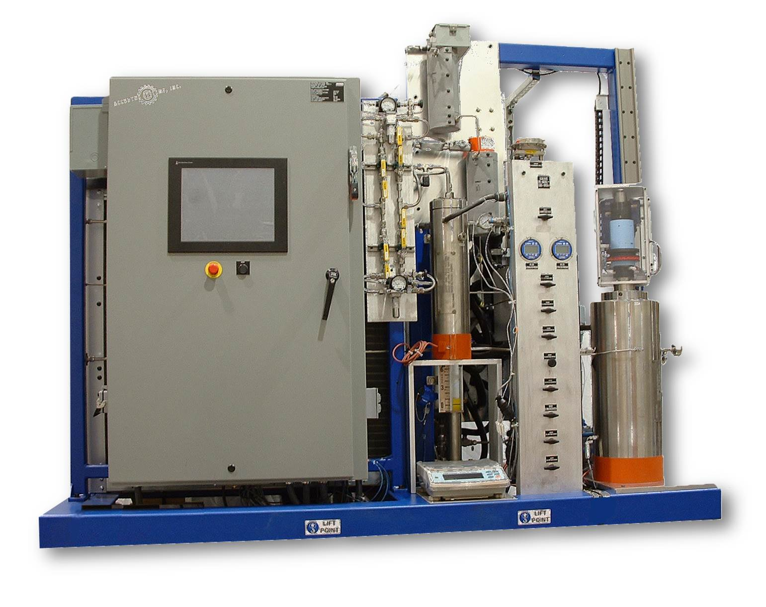 Supercritical CO2 Equipment – Accudyne Systems, Inc