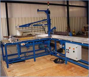 IA Foam Cutting Machine b