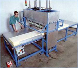 IA Foam Cutting Machine c