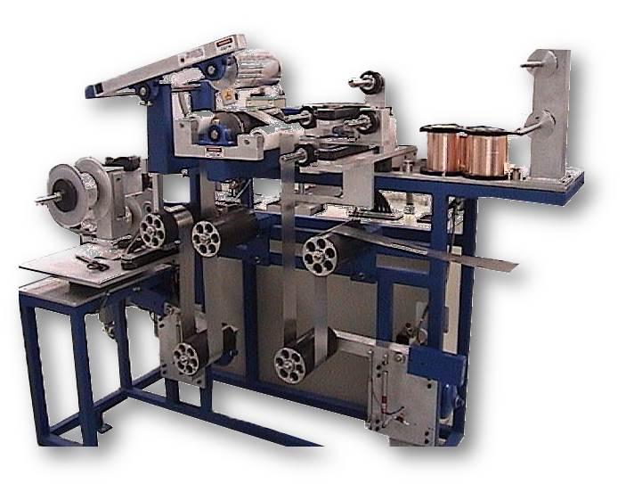 Lithium Copper Laminator Accudyne Systems Inc